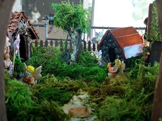 Fairy Garden Kit (with container)