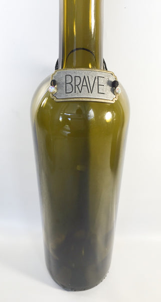 Charmed Incense Bottles - I am Brave - Love and Light Gifts