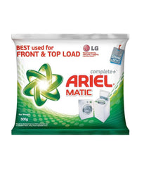 Ariel complete+ matic front & top load detergent powder
