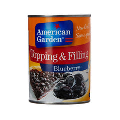 American Garden Topping & Filling Blueberry