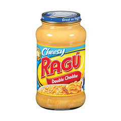 Ragu Cheese Creations Double Cheddar Sauce 453 Gm