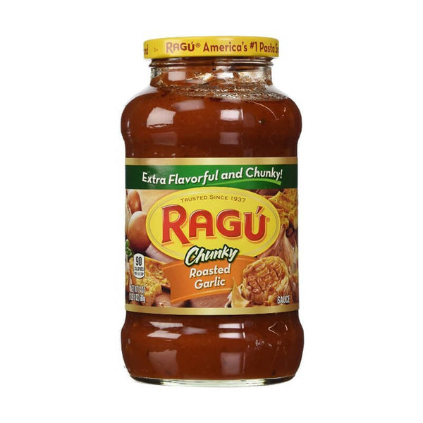 Ragu Chunky Roasted Garlic Sauce