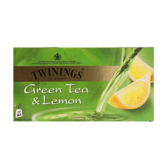 Twinings Green Tea & Lemon  Tea Bag