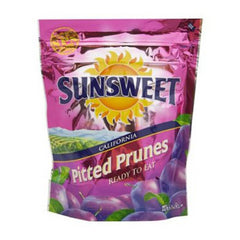 Sunsweet pitted prunes 227 Gm