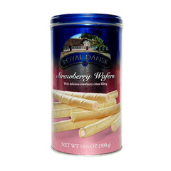 Royal dansk strawberry wafers
