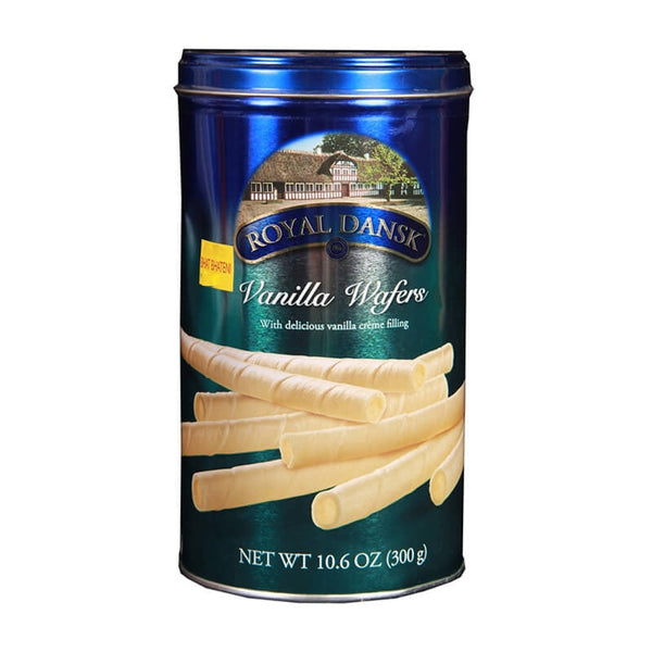 Royal dansk vanilla wafers