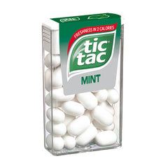 Tic Tac Mint 10.2 Gm