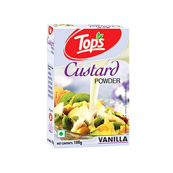 Tops-Custard Vanilla