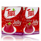 Tops Jelly Strawberry 90 Gm