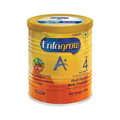 Enfagrow A+ Stage 4 Nutritional Chocolate Flavour Milk Powder 400 Gm