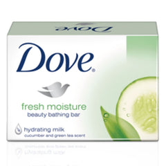 Dove Fresh Moisturising Soap 75 Gm
