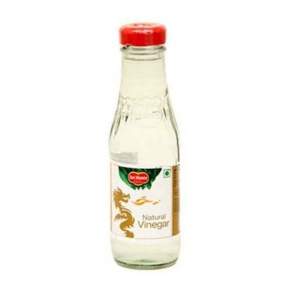 Delmonte Natural Vinegar 180 Ml