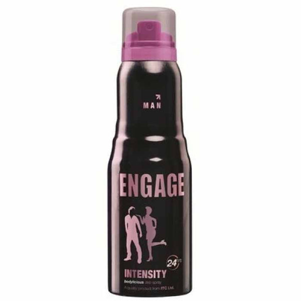 Engage Deo Man-Intensity 165 Ml