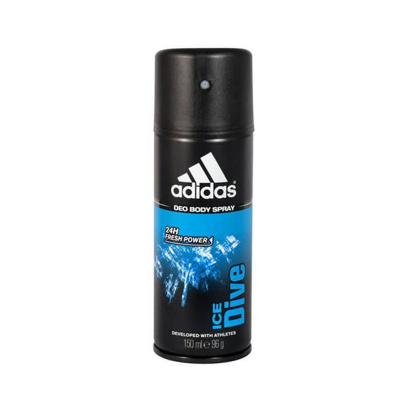 Adidas Ice Dive Deo Body Spray - BazaarCart Best Online Grocery Store