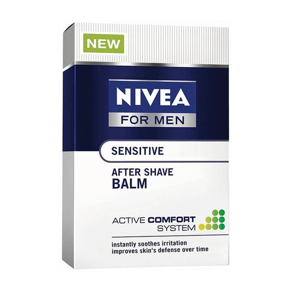 Nivea men sensitive after shave balm 100 Ml