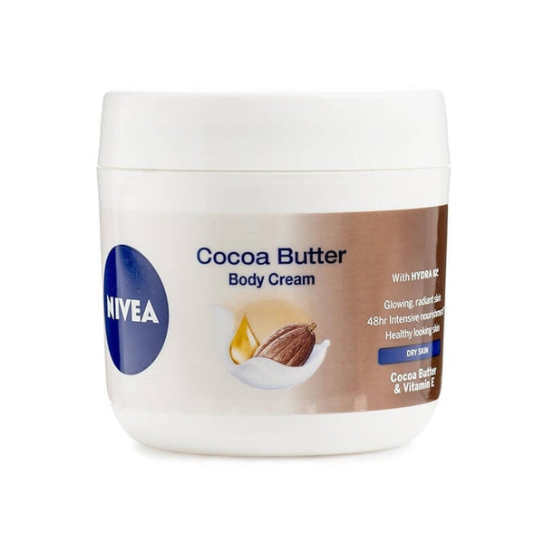 Nivea moisturishing body cream cocoa nourish