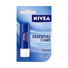 Nivea Shea Butter Essential Lip Care 10 Gm