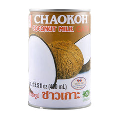 chaokoh coconut milk,gata 400 Ml