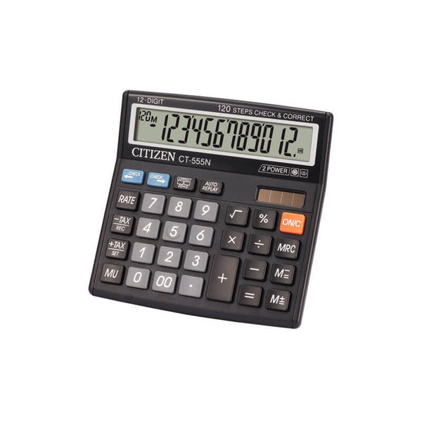 Citizen Micro Humantech CT-555N Calculator