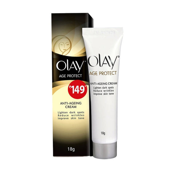 Olay age protect anti ageing cream 18 Gm