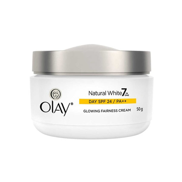 Olay Natural White Day SPF 24 Glowing Fairness Cream