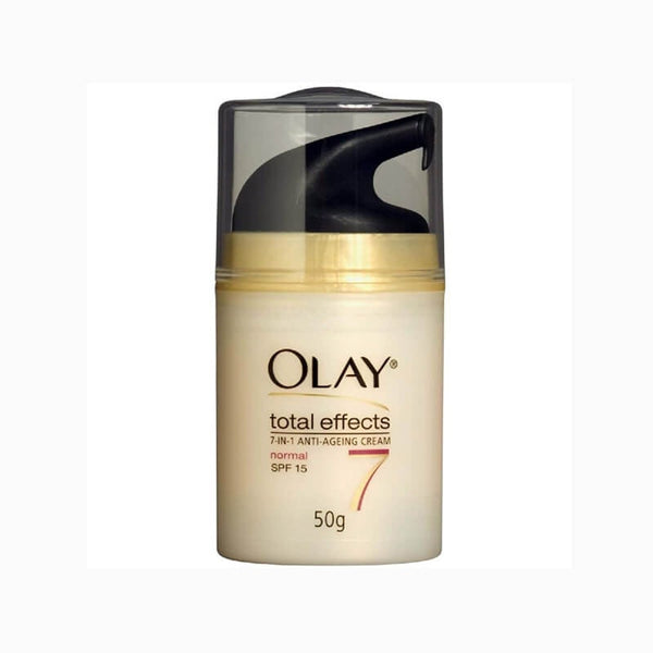 Olay Total Effects 7 In One Anti-Ageing Day Cream Normal free face wash 50 gm