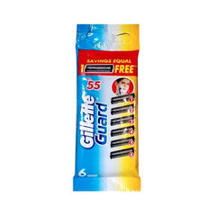 Gillette Guard 6N Cartridges
