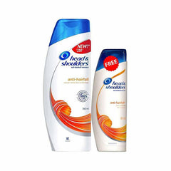 Head & Shoulders Anti Hairfall Shampoo with Head & Shoulders Anti Hairfall Shampoo 80 Ml