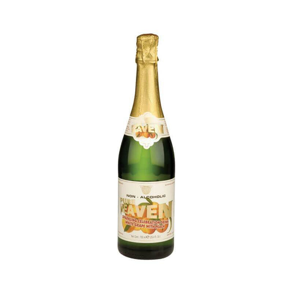 Peure Heaven Non-Alcoholic Selebration Grap With Peach Drink