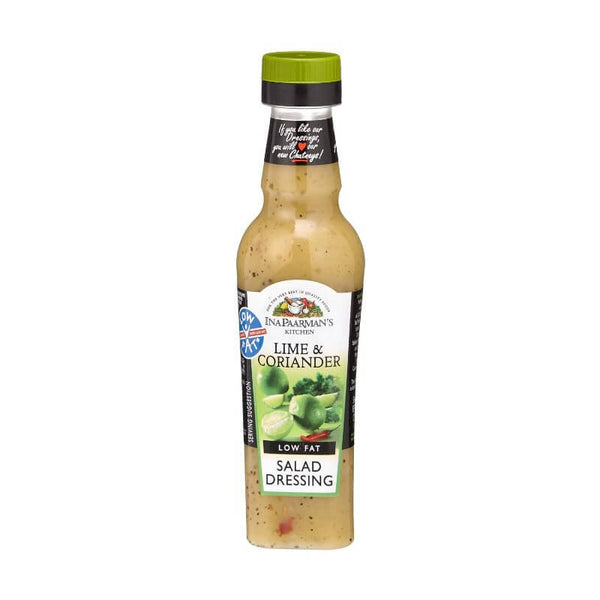 Inapaarmans Lime&Coriander Dressing Reduced Oil 300 Ml