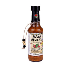 Mama Africas Chilli Mint Zulu Sauces