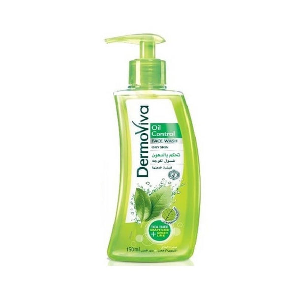 Dermoviva Oil Control Face Wash Oily Skin