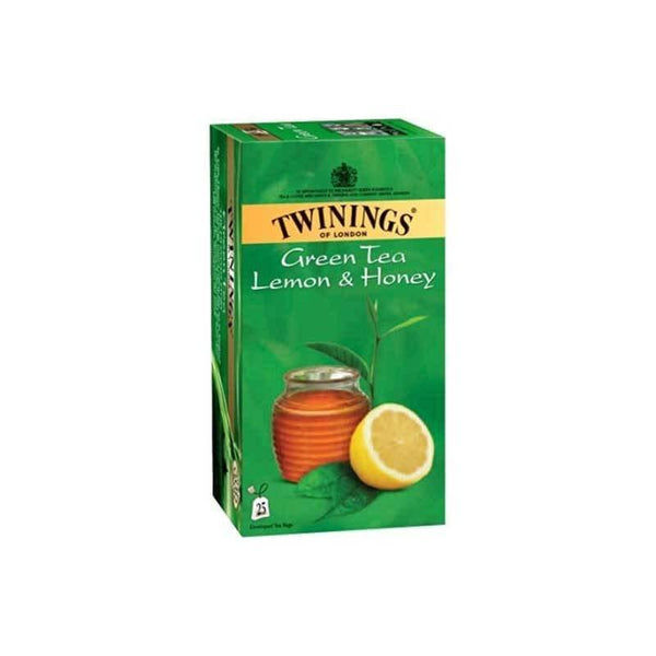 Twinings Of Londen Green Tea Lemon & Honey