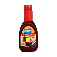 American Garden BBQ Sauce Honey Sweet N Testy