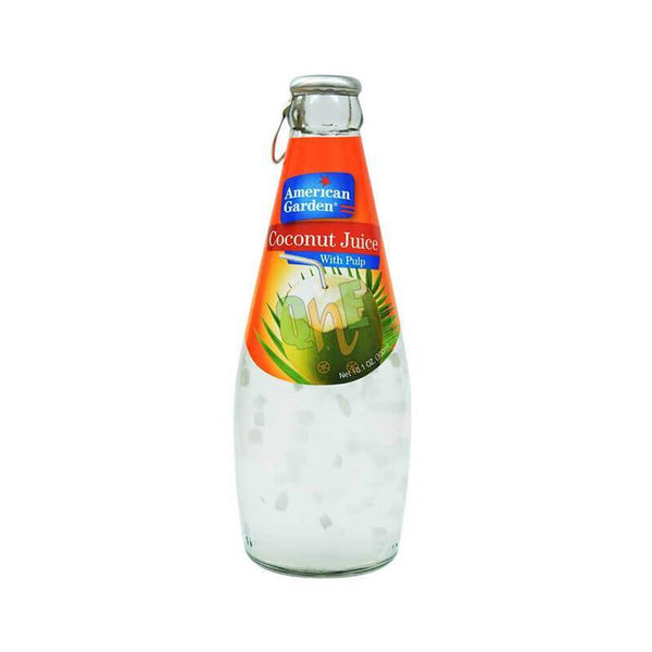 American Garden Coconut Juice With Pulp