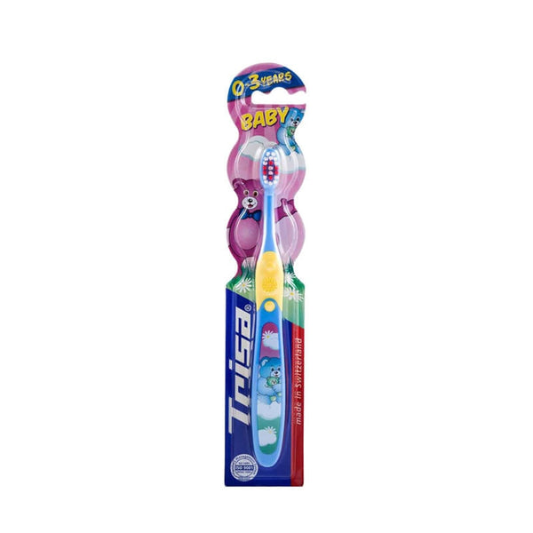 Trisa 0-3 Year Baby Toothbrush