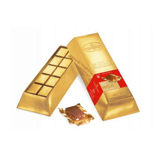 Goldkenn Gold Swiss Pralinies Chocolate