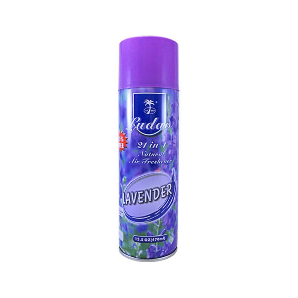 Ludao Lavender 21 In 1 Natural Air Freshener 470 Ml