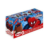 Zaini Ultimate Spiderman Collection Chocolate