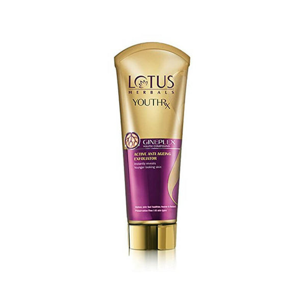 Lotus Herbals Youthrx Active Anti-Ageing Exfoliator,