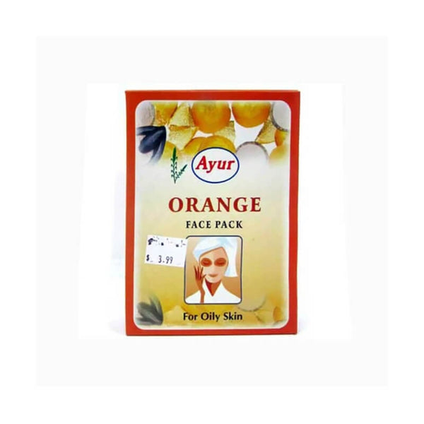 Ayur Herbal Orange Face Pack