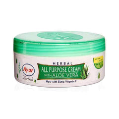 Ayur Herbal All Purpose Cream With Aloe Vera Cream