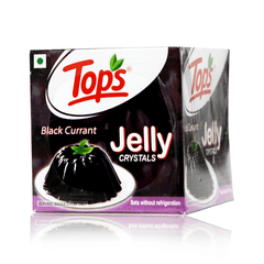 Tops Black Currant Jelly Crystals