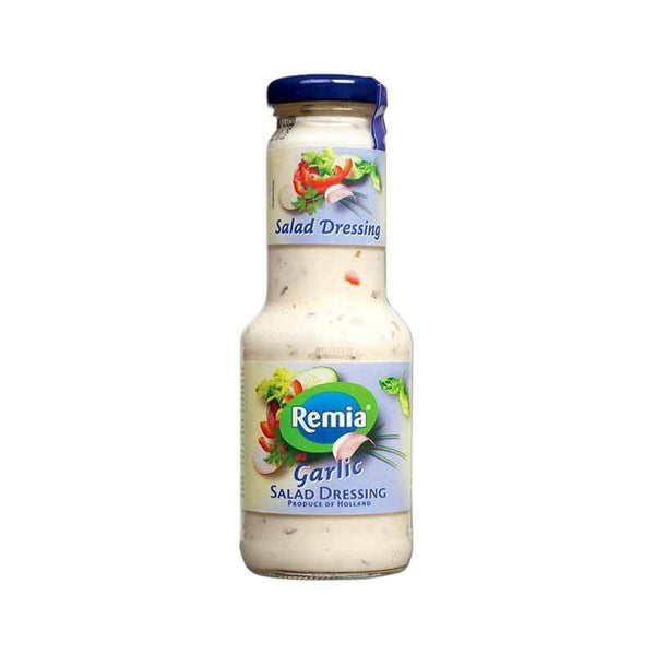 Remia Garlic Salad Dressing Sauce