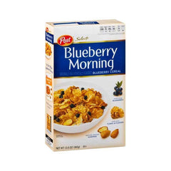 Post Select Blueberry Morning Cereal Oats