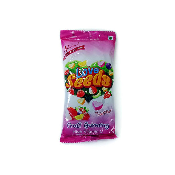 Love Seeds Fruit Gummy Lychee & Mixed Flavours