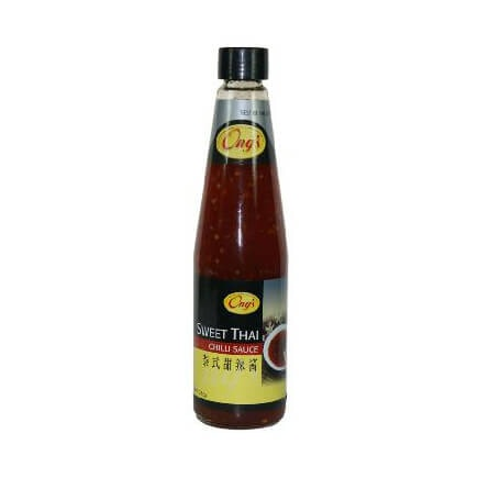 Ongs Sweet Thai Chilli Sauce 255 Gm