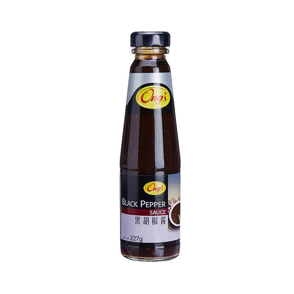 Ongs Black Pepper Sauce