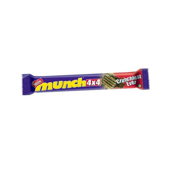 Nestle Munch Crunchilicious