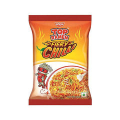 Nissin Top Ramen Fiery Chilli